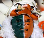 Miami fans have plenty of reasons to be happy - number 10 (or better) in the polls and 6-0 this season so far, including 2-0 in the ACC