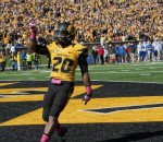 #14 Missouri beat #22 Florida 36-17, improving to 7-0 this season, leading the SEC East and probably positioning themselves to be in the top 10 of the first BCS Standings.