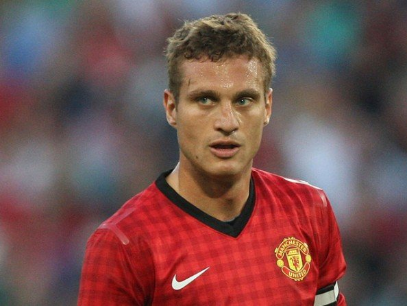 Vidic has appeared 271 times for Manchester United, scoring 18 goals