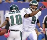 Nick Foles, DeSean Jackson
