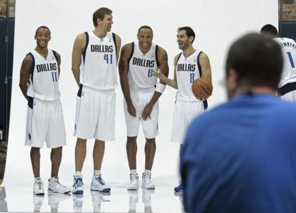 Optimistic Dallas Mavericks