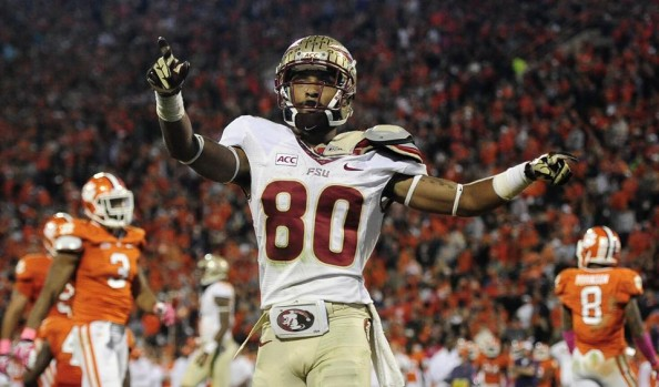 Rashad Greene caught 8 passes for 146 yards and 2 touchdowns.