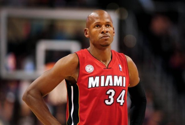 Ray Allen e1383051411798 10 Oldest NBA Players Heading Into the 2013 2014 Season