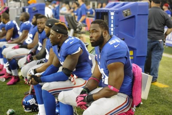 Sad Giants