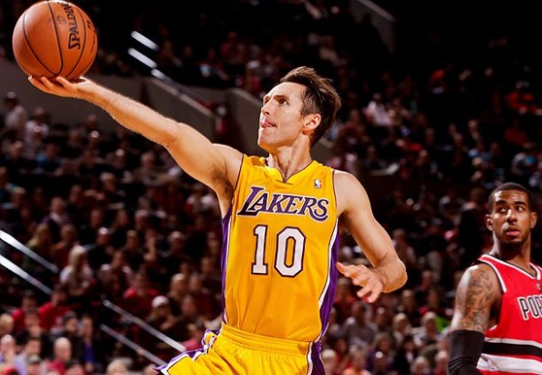 Steve Nash e1383052427556 10 Oldest NBA Players Heading Into the 2013 2014 Season
