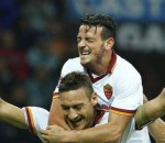Totti Roma vs Inter