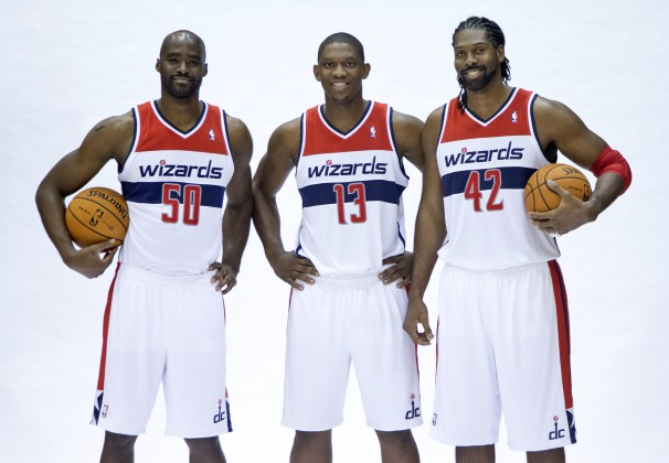 Wizards Media Day