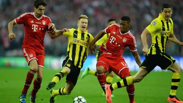 Bayern Munich vs Dortmund