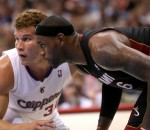 Blake Griffin, LeBron James