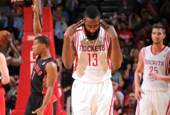 James Harden4 e1385565335283 Houston Rockets   Jeremy Lin Should Be the Example For James Harden