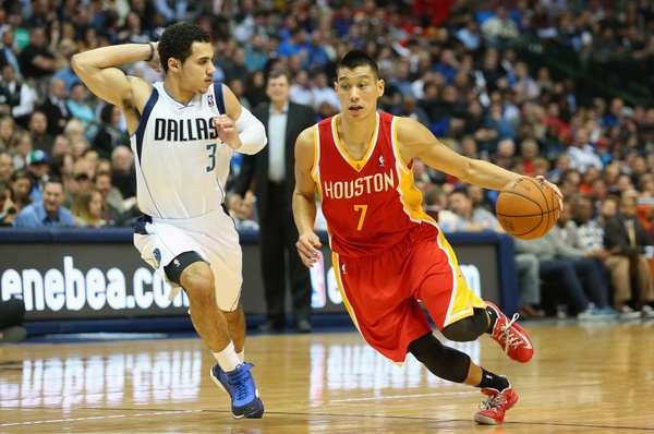 Jeremy Lin8 Houston Rockets   Jeremy Lin Should Be the Example For James Harden