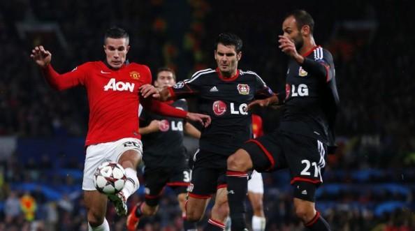 Manchester United vs Leverkusen