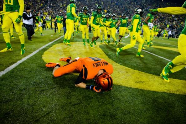 Oregon State Lose