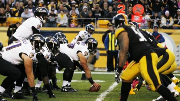 Ravens vs Steelers