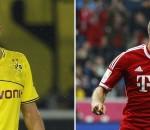 Robert Lewandowski, Arjen Robben