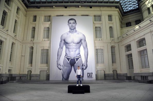 Cristiano Ronaldo Modelling
