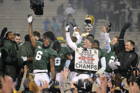 Baylor Big 12 Champs