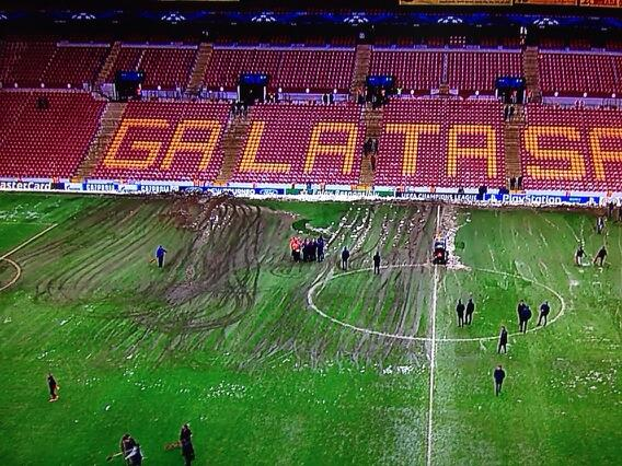 Guess which side Juventus were attacking to...