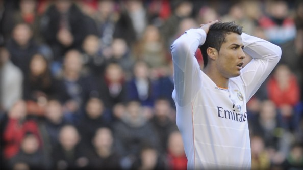 Cristiano Ronaldo2 e1387100563226 Real Madrid   Cristiano Ronaldo Struggles When Teams Arent Afraid of Him