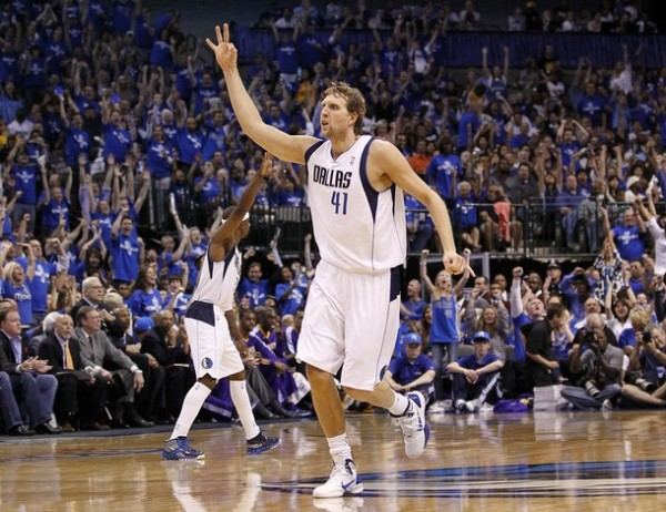 Dirk Nowitzki1 NBA Franchises All Time Three Point Leaders