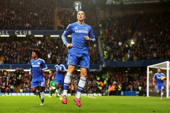 Fernando Torres e1387099540242 Chelsea FC   Fernando Torres is The Only Bright Spot