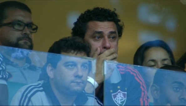 Fred Crying