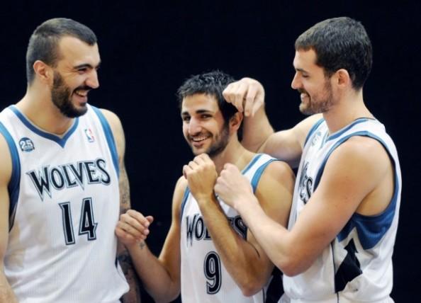Happy Timberwolves