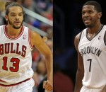 Joakim Noah, Joe Johnson