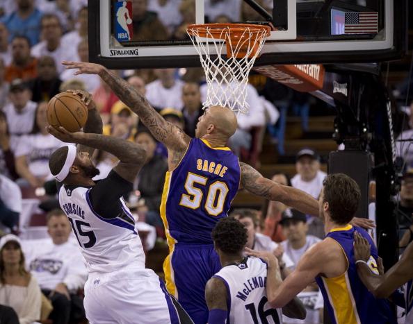 Lakers Defense