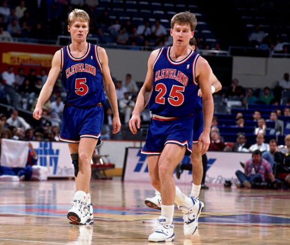 Mark Price Steve Kerr e1386513107422 NBA Franchises All Time Three Point Leaders