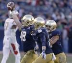 Notre Dame beats Rutgers