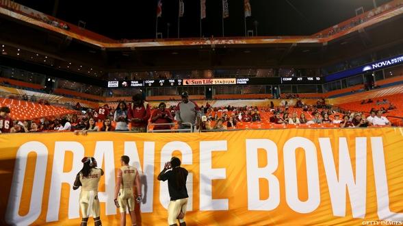 Discover Orange Bowl