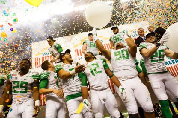Oregon Bowl Champions