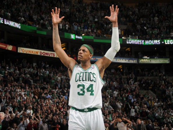 Paul Pierce e1386512348243 NBA Franchises All Time Three Point Leaders