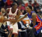 Pistons vs Bulls