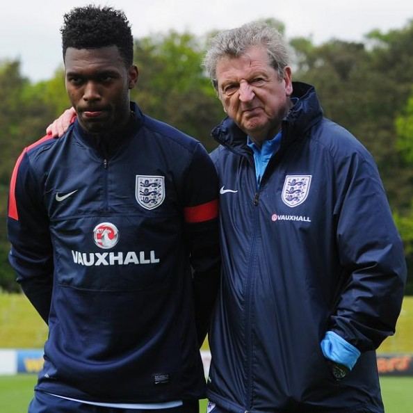 Roy Hodgson, Daniel Sturridge