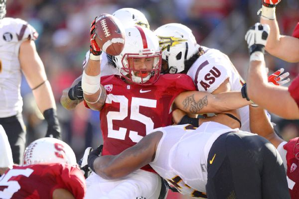 Stanford vs Arizona State