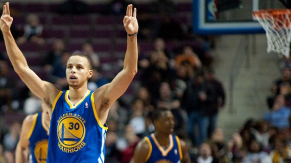 Stephen Curry1 e1386513717240 NBA Franchises All Time Three Point Leaders