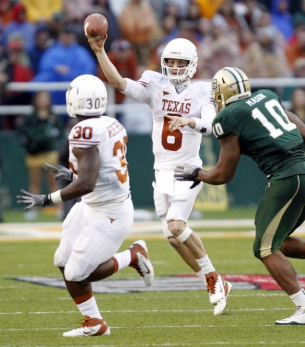 Texas vs Baylor
