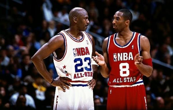Jordan vs Bryant