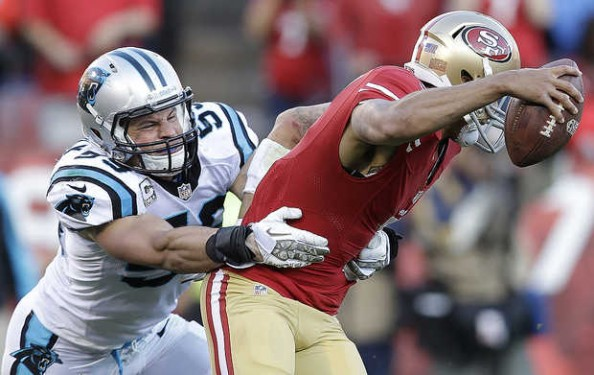 49ers vs Panthers