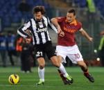 Andrea Pirlo, Francesco Totti
