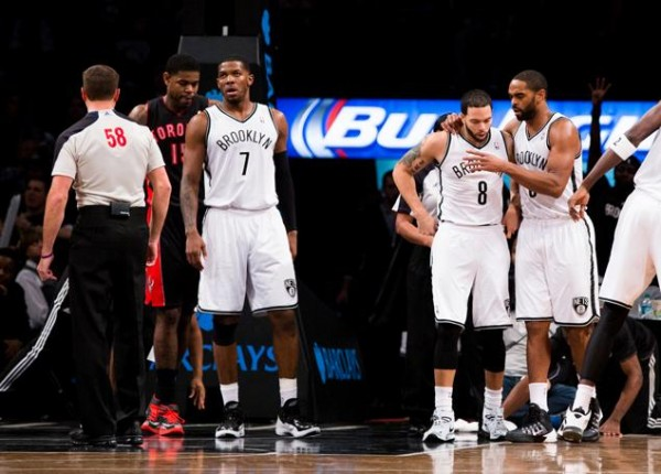 Brooklyn Nets Lose to Toronto Raptors