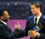 Cristiano Ronaldo, Pele