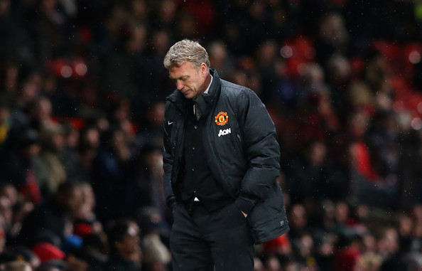 Disappointed Moyes