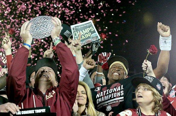 Florida State win NCG