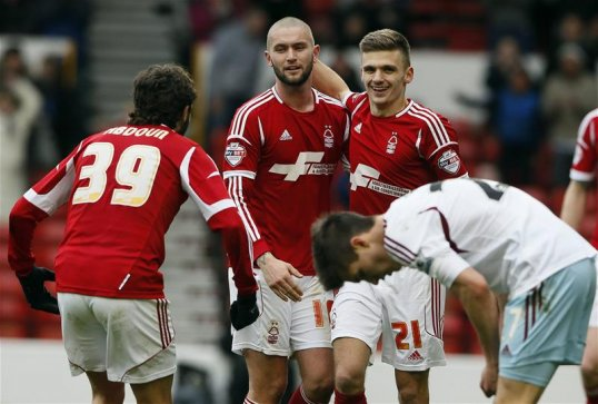 Nottingham Forest vs West Ham