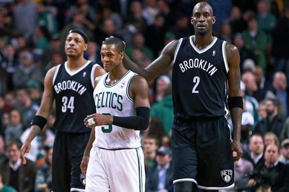 Pierce, Rondo, Garnett