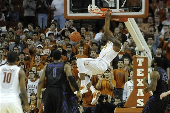 Texas Beats Kansas State