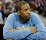 Unhappy Andre Miller